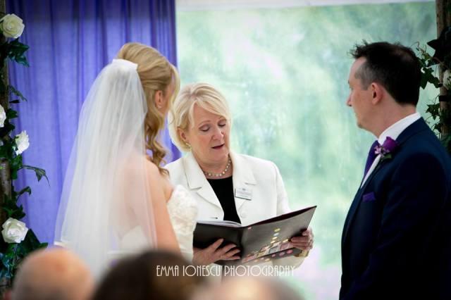 hensman wedding 1