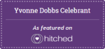 yvonne dobbs hitched badge