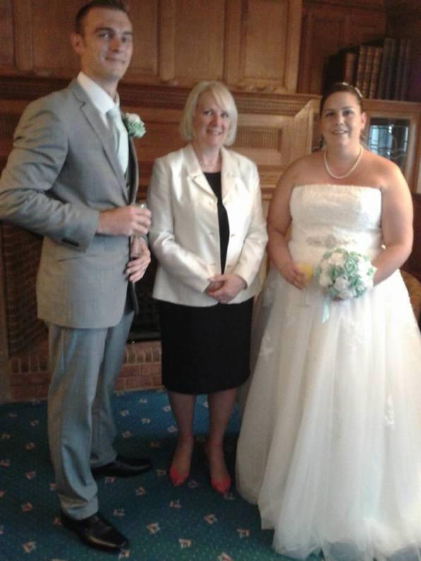 Christine and Allan, Chesham Aug 2015