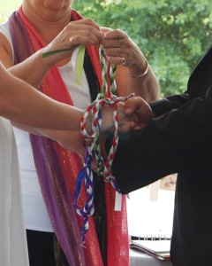 Handfasting cords