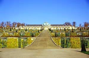 Gardens and Schloss Sanssouci